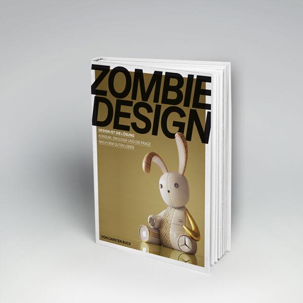 Zombie design buch mutter for Buch design