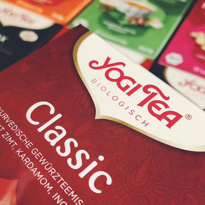Mutter Gesellschaft für Design & Vermarktung - YogiTea